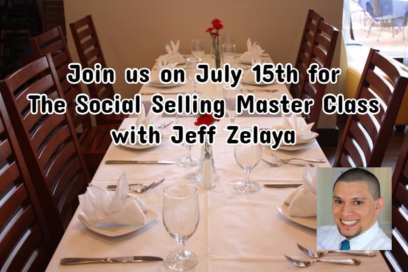 Social Selling Master Class