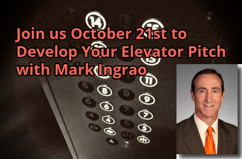 Mark Ingrao Elevator Pitch