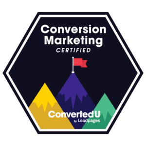 Conversion Marketing Certified Professional